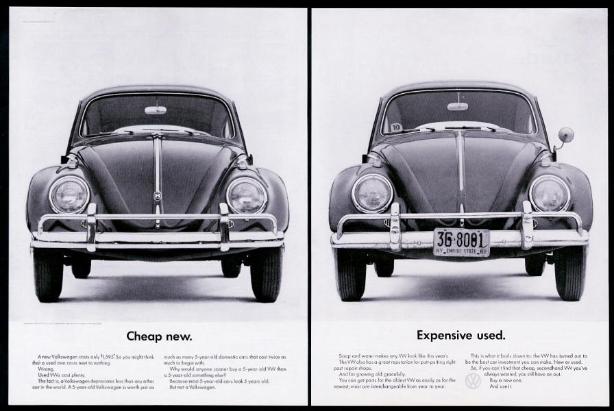 vw volkswagen beetle car photo cheap  expensive   print ad ebay